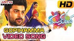 Gopikamma Full Video Song || Mukunda Movie || Varun Tej, Pooja Hegde