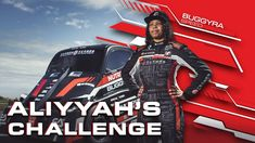 15 year old girl attempts to break world speed record #AliyyahsChallenge 15 Years, Year Old, Truck, Challenges, Darth Vader, Racing, World, Fictional Characters, Running