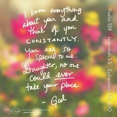 Love notes from God. It would be the most amazing thing for someone to send this to me Encouragement Quotes, Faith Quotes, Bible Quotes, Bible Verses, Me Quotes, Scriptures, Great Quotes, Inspirational Quotes, Joyce Meyer Ministries