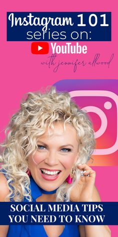 This Instagram 101 Series (exclusively available on Jennifer Allwood's YouTube channel) will help you rock your Instagram game, grow your following, increase your engagement, and crush your stories! If you're just starting your business or simply want to see major growth on your page, check out this series! Find this and more from Jennifer Allwood about social media and business marketing! #jenniferallwood #socialmedia #instagram #onlinebusiness #onlinemarketing #instagram101 Business Education, Business Entrepreneur, Business Marketing, Online Marketing, Marketing Ideas, Etsy Business, Business Advice, Online Business, Instagram Games