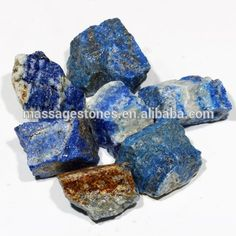 Wholesale Wholesale Lapis Lazuli Natural Tumbled Rough Gemstone ... Fresco, Gems And Minerals, Lapis Lazuli, Stones And Crystals, Loose Gemstones, Natural Stones, Arts And Crafts, Gifts, Painting