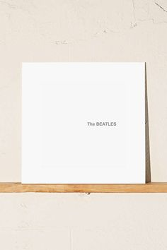 The Beatles - (The White Album) 2XLP - Urban Outfitters