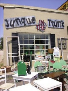 Fun store in Waco Texas. I can't wait to check it out.