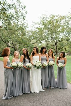 162 Best Gray Bridesmaid Dresses Images In 2019 Gray Bridesmaids