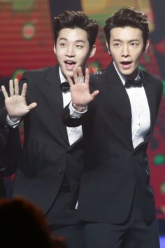 Henry and Donghae | KMA 140522