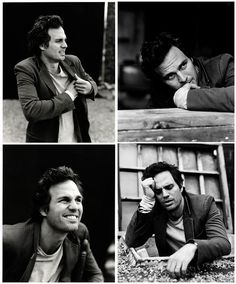 Mark Ruffalo. How can you not love that face.