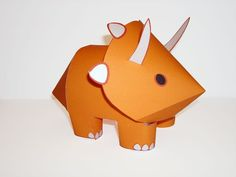 This awesome website has printable templates for lots of 3D foldable animals, vehicles, and other items.  Would be great for younger students working in a makerspace.