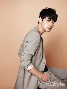 Yoon Park - InStyle Magazine January Issue '15