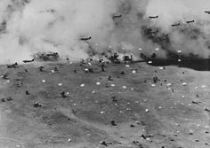 Paratroops Capture Lae Nadzab New Guinea 5 September 1943