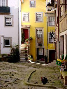 Bairro da Sé no Porto www.webook.pt #webookporto #porto