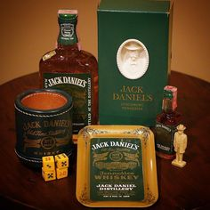 Jack was green way before it was cool. Fun Shots, Jack Daniels, Distillery, Dice, Whiskey Bottle, Tennessee, Alcohol, Concept, Change
