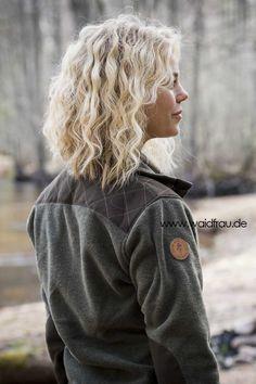 Pinewood Damen Diana Exclusiv Fleece Jacke