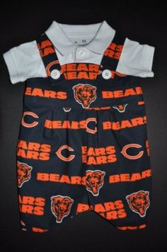 789aa919 59 Best Chicago bear baby clothes images in 2013 | Chicago bears ...