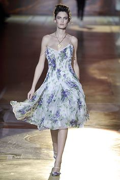 Roberto Cavalli | Fall 2008 Ready-to-Wear Collection | Style.com