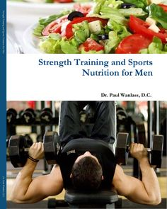 Strength Training for Men.