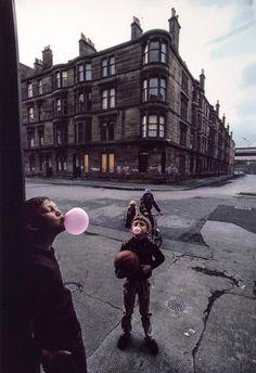 Glasgow, 1980 by Raymond Depardon