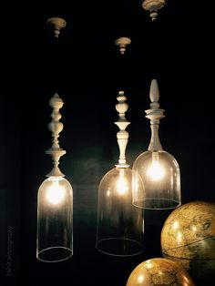 https://flic.kr/p/UuRqmL | in search for new lamps | searching furniture, lamps, curtains everywhere, Found these in Haarlem in a shop called DPRTMNT wonderful stuff here and they had the right lamp for the kitchen (left one)