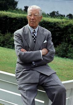 """King Gustaf VI Adolf of Sweden. King until We who grew up with him at the throne, call him """"The Old King"""". Princess Louise, Princess Estelle, Crown Princess Victoria, Sweden History, Swedish Men, Queen Of Sweden, Old King, Swedish Royalty, Prince Daniel"""