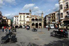 Ver y Conocer Extremadura - Foto - Plaza Mayor (180419)