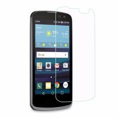 Reiko Lg Spree 0.33Mm Tempered Glass Screen Protector Clear