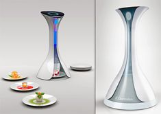 Electrolux Moléculaire is this molecular food printer that relies on the expirimental molecular cooking technology. This tech has been around for a while; Technology World, Futuristic Technology, Technology Design, Technology Gadgets, High Tech Gadgets, Cool Gadgets, 3d Printer Designs, Food Tech, Technology Background