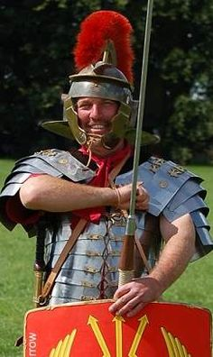 Cool!  Diary of a Roman Soldier stationed in Britannia!