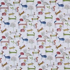 Viewing OH MY DEER by Prestigious Textiles