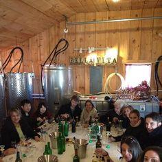 VIP Blending Session with the winemaker.   www.sanninovineyard.com