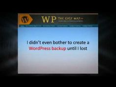 http://wptheeasyway.com/wordpress-blog-design.html  Get tips that you can use for your wordpress site. This video is worth watching.