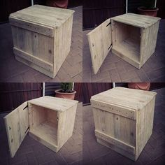 Pallet storages boxes for you