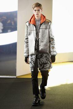 KENZO AW15 menswer Collection at Paris Fashion Week
