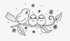 Sliekje digi Briefmarken: Vögel