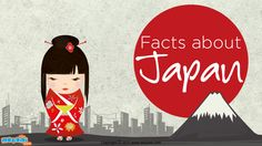 The people of Japan call their country as 'Nippon' which means 'The land of the rising sun'. Read more about Japan facts. For more interacting #GK articles for kids, visit: http://mocomi.com/learn/general-knowledge/
