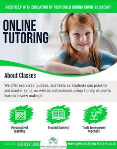 Need help with your child's Education? Getting help is easy, simple call an Apex tutor and you are GOOD-TO-GO!. Our offers are tailored to suit your child's needs with 100% guaranteed pass rate: .- Home Tutoring - Home Schooling - Online Lessons. Join our Apex School of Excellence and enjoy the best of education. Contact Us NOW! 068 035 1845 #onlinelessons #hometutoring #hometuition #hometutor #homeschooling #homeschool #homeschoolmom Content Tools, Home Tutors, Malcolm X, Online Lessons, Online Tutoring, Home Schooling, Student Learning, Kids Education, Quizzes