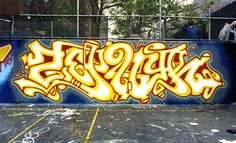 Classic NYC ORIGINAL Zephyr  GRAFFITI ART ICON.. NY Graffiti Hall of fame... All city KING pure NYC Graffiti style .. Zephyr started painting in the 70's and painted the NYC subways and when all city in the 80's , has a classic style from Hand style to spray paint work.. #graffiti #streetart #graffitiart