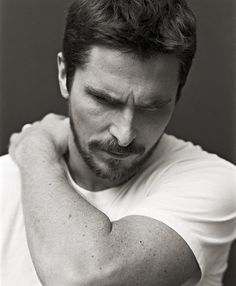 Christian Bale- fell in love with him in Little Women and Batman sealed the… Christian Bale, Batman Begins, Kino Theater, Gorgeous Men, Beautiful People, Beautiful Person, Simply Beautiful, Cinema, British Actors