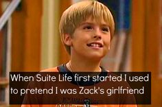 suite life of zack and cody/ that's so true! Suit Life On Deck, I Have A Dream, My Love, Zack E Cody, Dylan And Cole, Suite Life, Old Disney, Hilarious, It's Funny