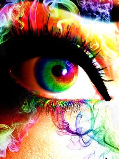 You Color My World by ~PiNKBellezza, via deviantART.com