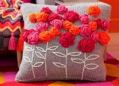 Crochet flowers...adorable!