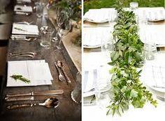 herbs wedding decoration - Google Search