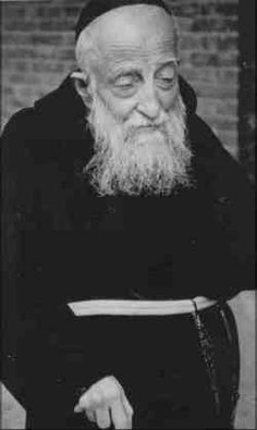 St. Leopold Mandic, O.F.M. - Capuchin friar and Catholic priest, known as the Apostle of Confession and Unity.