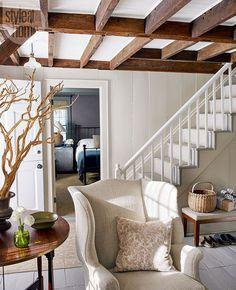Загородный дом дизайнера из Нью-Йорка Shawn Henderson | Пуфик - блог о дизайне интерьера