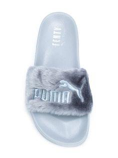 48ad0d621090 Fenty X Puma Fenty Puma x Rihanna Slides - Farfetch