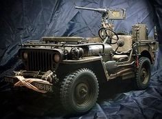 1/6th Willys Jeep by Serang Kim