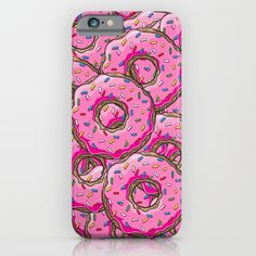 20% Off + Free Worldwide Shipping on Phone Cases Today! -  You can't buy happiness, but you can buy many donuts! iPhone & iPod Case
