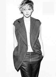 A Sense of Style. #JenniferLawrence #Jlaw #TheHungerGames