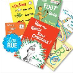 Dr. Seuss: How the Grinch Stole Christmas! & More #LittleRue