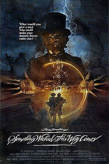 Something Wicked This Way Comes (1983) In a small American town, a diabolical circus and its demonic proprietor prey on the townsfolk.  Jason Robards, Jonathan Pryce, Diane Ladd...horror