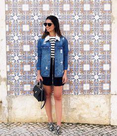 There's something about this place  Quando você quer tirar foto em todas as paredes da cidade...  Ô cidade charmosa! #lisboa #portugal #niaroundtheworld #ootd #comfymood
