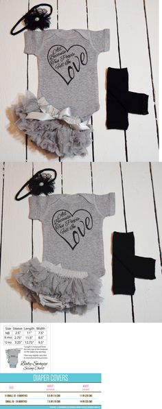 One-Pieces 163425: All Because Two People Fell In Love Baby Girl Tutu One Piece Shirt Outfit Set -> BUY IT NOW ONLY: $34.99 on eBay!